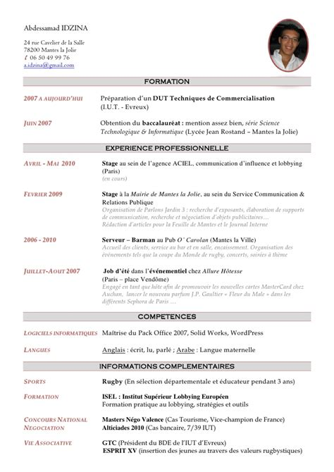 Example Of Chef Resume by Cv Idzina