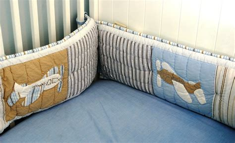 Plane Crib Bedding Bumperless Baby Crib Bedding Set Vilas Airplane Crib Bedding Sets
