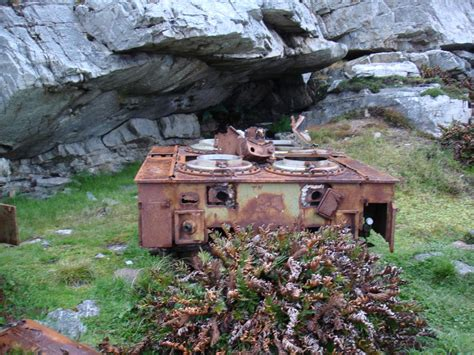 Kitchen Work Islands falklands war cluster bomb remains