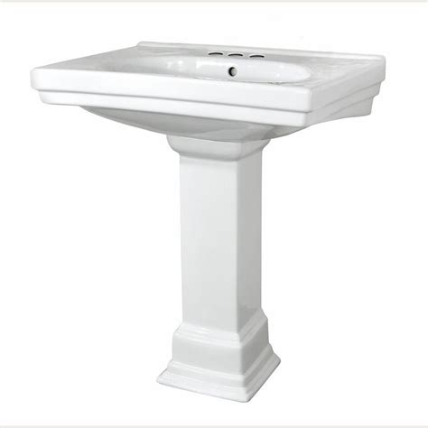 bathroom basin and pedestal foremost structure vitreous china pedestal bathroom basin