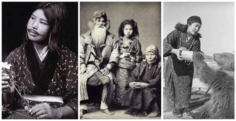 Ainu Japan everything you wanted to about the ainu with photos