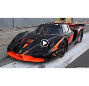 Ferrari FXX K Has Such A Powerful Sound It Silenced The McLaren SLR