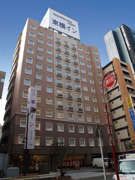 Toyoko Inn Tokyo Shinagawa Oimachi Hotel Information
