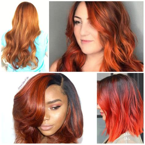 orange hair color orange hair color ideas www pixshark images