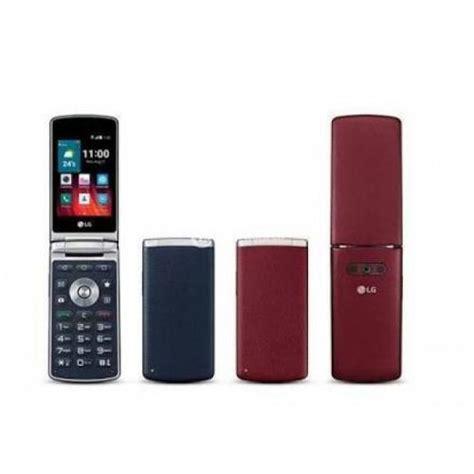 Handphone Lg Flip handphone android flip lg wine smart jazz lte new