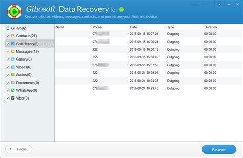 android data recovery review gihosoft android data recovery
