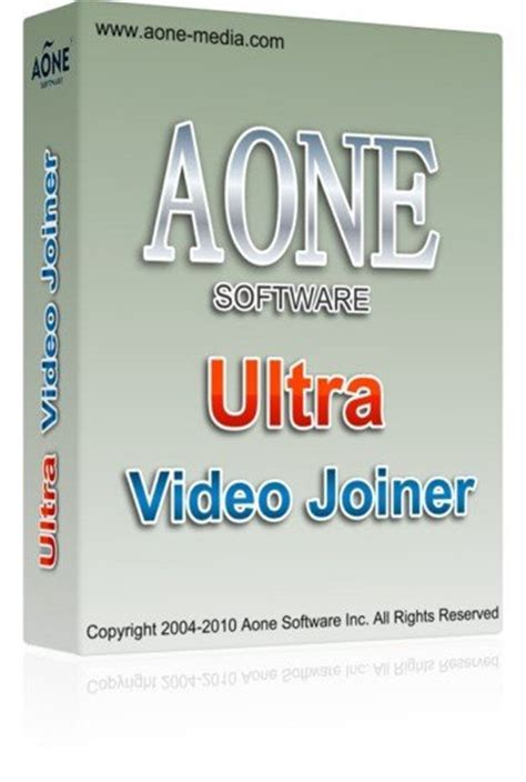 ultra video joiner full version free download with key aone ultra video joiner 6 4 0311 full version free