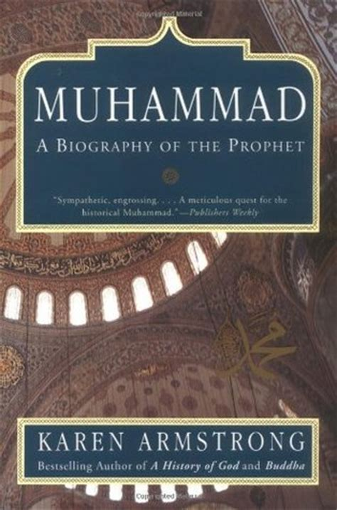 prophet muhammad biography ebook muhammad by karen armstrong reviews discussion