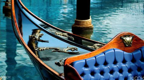 gondola boat driver ventian macau gondola ride tickets klook