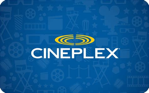Cineplex Gift Card - discounted cineplex movie pass graduate students association