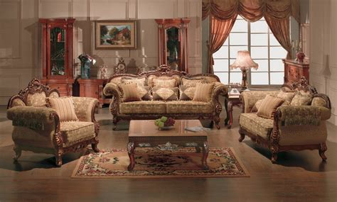 Furniture Living Room Set China Living Room Furniture Sofa Set 4052 China Classic Sofa Antique Chair