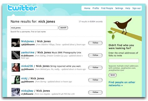 Search Peoples Tweets Find On Search Is Back Customer