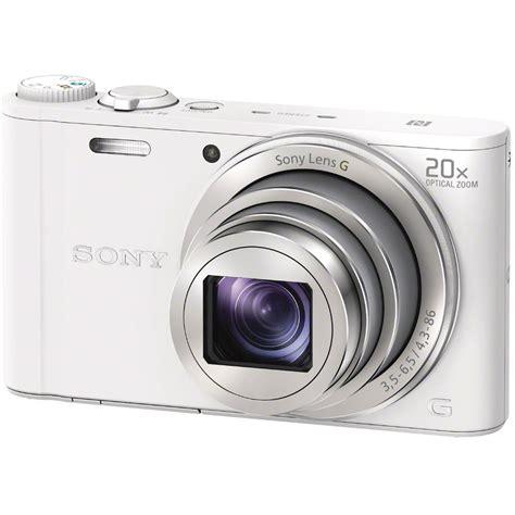 Kamera Sony Cybershot Wx350 sony cybershot dsc wx350 superzoom fotocamera digitale 18 2 mp wi fi bianco ebay