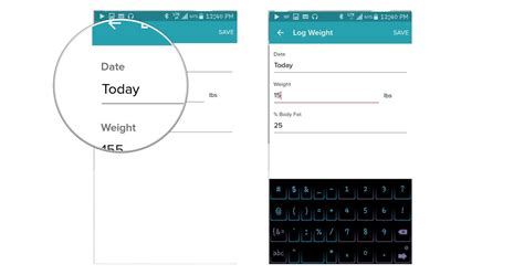 how to sync fitbit to android how to use the dashboard in fitbit for android android central