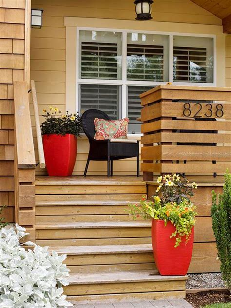 curb appeal on a dime nice houses house and coming home 17 best images about front porch on pinterest container