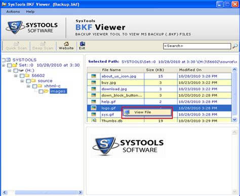 Freeware download bkf viewer tool software free bkf viewer tool