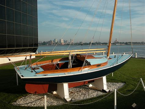boston boat show june 2017 jfk the sailing president