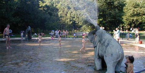 Britzer Garten Plansche by Plansche Volkspark Wasserspielpl 228 Tze Top10berlin