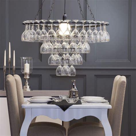 Crystal Dining Room by A Guide To Dining Room Lighting Litecraft