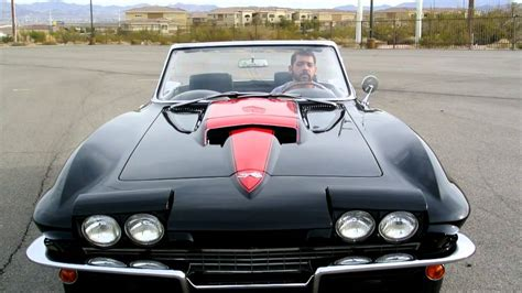corvette chassis restoration 1967 corvette roadster black 427 435 hp frame