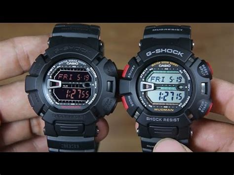 Casio G Shock G 9000ms 1adr casio g shock mudman g 9000ms 1cu vs g 9000 1dr