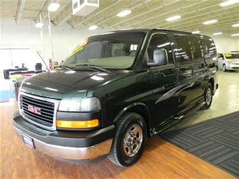 sell used 2004 gmc savana 1500 in 7371 dixie hwy fairfield ohio united states for us 7 975 00