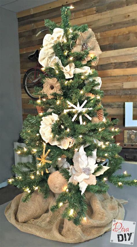 easy homemade christmas decorations diva  diy