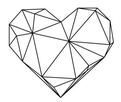 Geometric Shapes Origami - best 25 geometric ideas on
