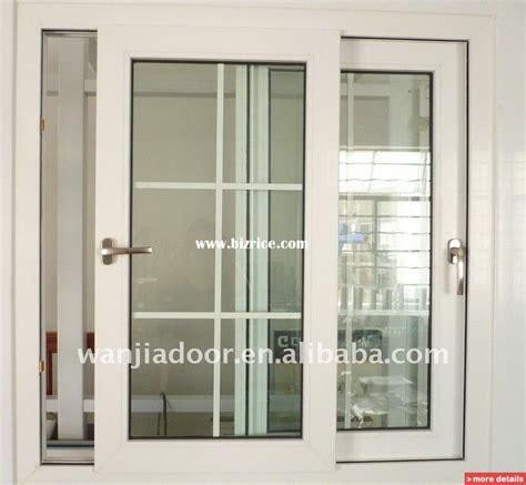 aluminum sliding window grill design / China Windows for