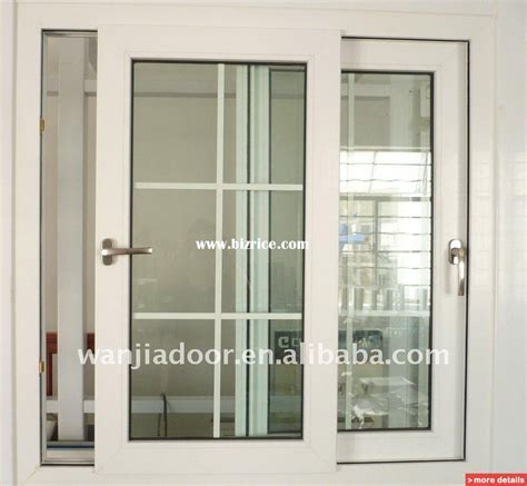 aluminum sliding window grill design / China Windows for
