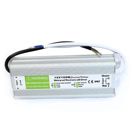 Power Supply Vinder 12v Dc 33a Proof High Quality dc 12v 100w waterproof ip67 electronic led driver outdoor use power supply led