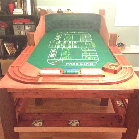 homemade craps tableget  game    casino