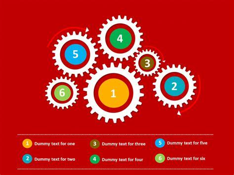 powerpoint gear template 009 elearningart powerpoint gear template 007 elearningart