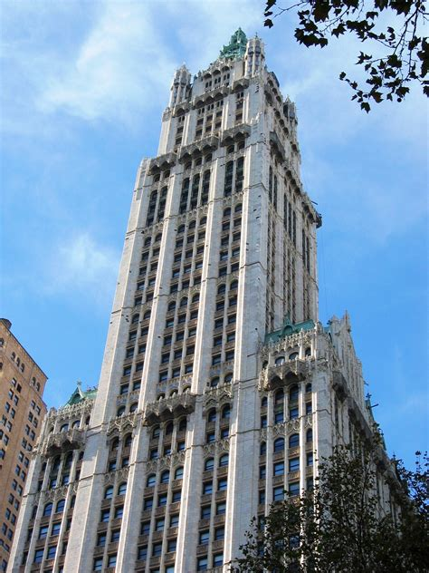 woolworth house insurance woolworth building