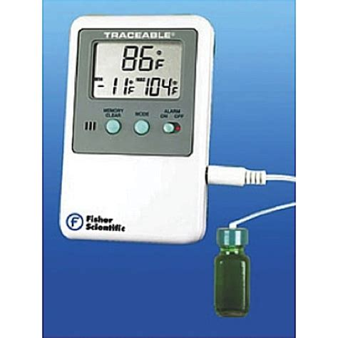 Termometer Refrigerator digital refrigerator freezer thermometer with alarm