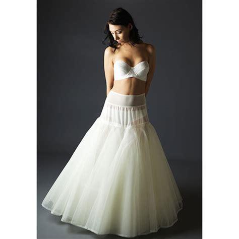 Wedding Dress Underskirt by Jupon 163 A Line Bridal Underskirt Zaphira Bridal