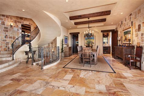 tuscan interiors tuscan style homes interior images