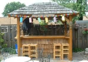 Tiki bar outdoor bar pinterest