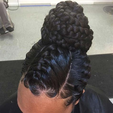 hairstyles with under braids 53 goddess braids hairstyles tips on getting goddess