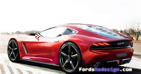 2019 ford gt 2019 ford mustang gt review fords redesign