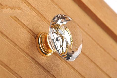 Large Drawer Knobs by Large Knob Glass Goldtone Knobs Drawer Pulls
