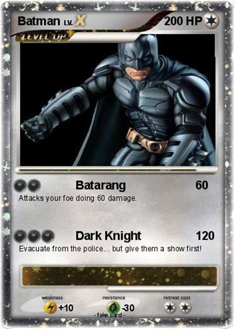 batman cards pok 233 mon batman 477 477 batarang my card