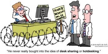 how to make desking work for you