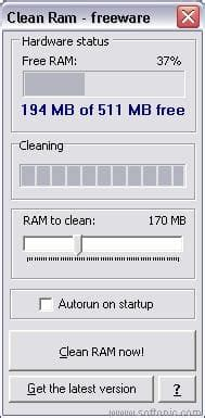 windows ram cleaner clean ram descargar