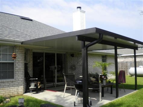 aluminum patio awnings weakness and advantage the latest