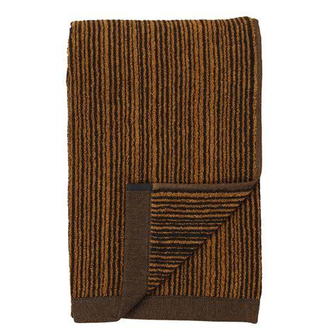 black bathroom towels marimekko varvunraita black brown bath towel marimekko bed bath sale
