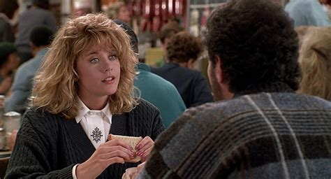 sally albright hairstyle when harry met sally film locations on the set of new