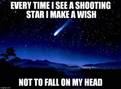 Star Meme - shooting star imgflip