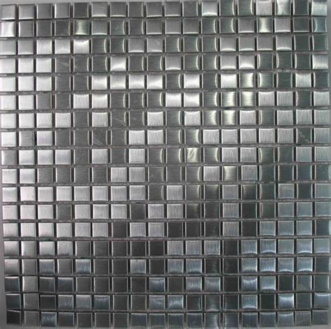 stainless steel tile and its using in construction work