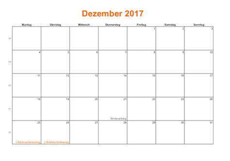 Kalender Dezember 2018 Kalender Dezember 2017 Zum Ausdrucken Pdf Excel Word